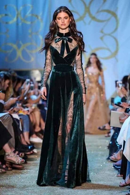 Paris Haute Couture Week   Elie Saab Fall 2017