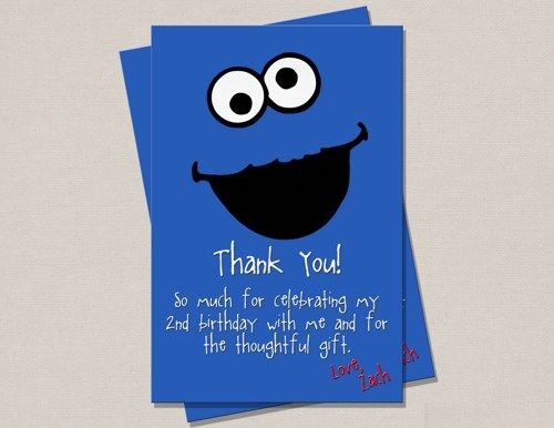 Cat In The Hat Birthday Thank You Card Perfectfavors Digital Art