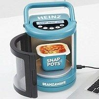 A USB Microwave that perfectly complements your USB fridge. | 33 Office Supplies That…