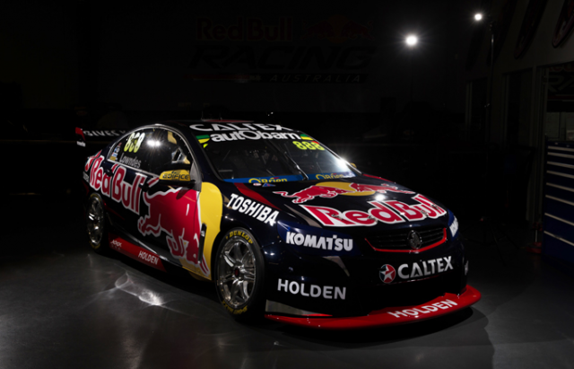 Speedcafe Jamie Whincup Extends Triple Eight Contract V8 Supercars Australia Australian V8 Supercars Red Bull Racing