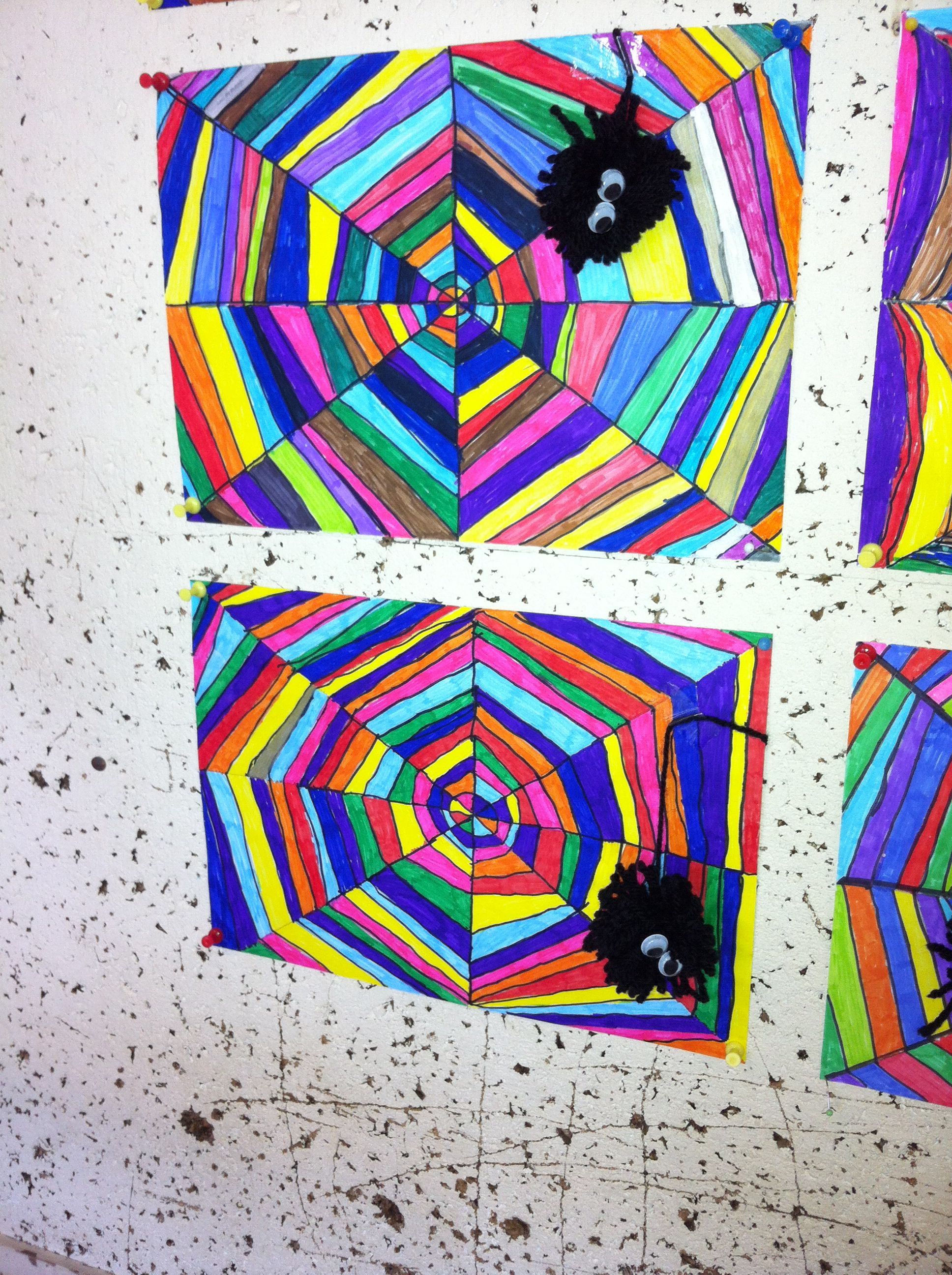 Quatang Gallery - Klasnieuws 3de En 4de Leerjaar Techniek In De Klas We Timmeren Een Spinnenweb Herfst Knutselen Kinderen Knutselen Met Halloween Herfst Knutselen
