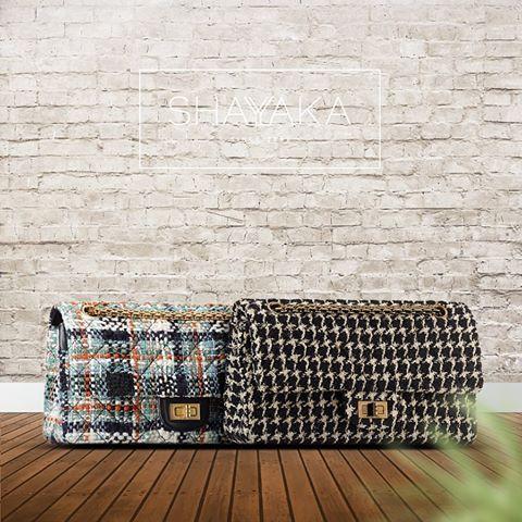 1d639fb6923d Chanel Tweed 2.55 Flap Bag