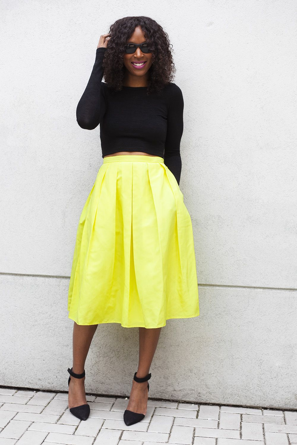 17 Best images about My Love - Midi Skirts on Pinterest | Woman ...