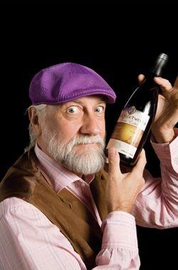 Carlos Santana un wine sealed bottle 1997 1st. Edition ...