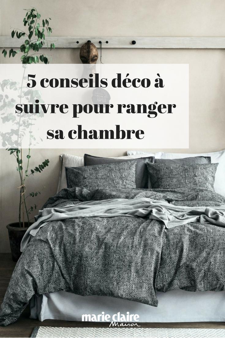 Genial 5 Conseils Déco à Suivre Pour Bien Ranger Sa Chambre / Décoration Chambre /  Chambre Moderne