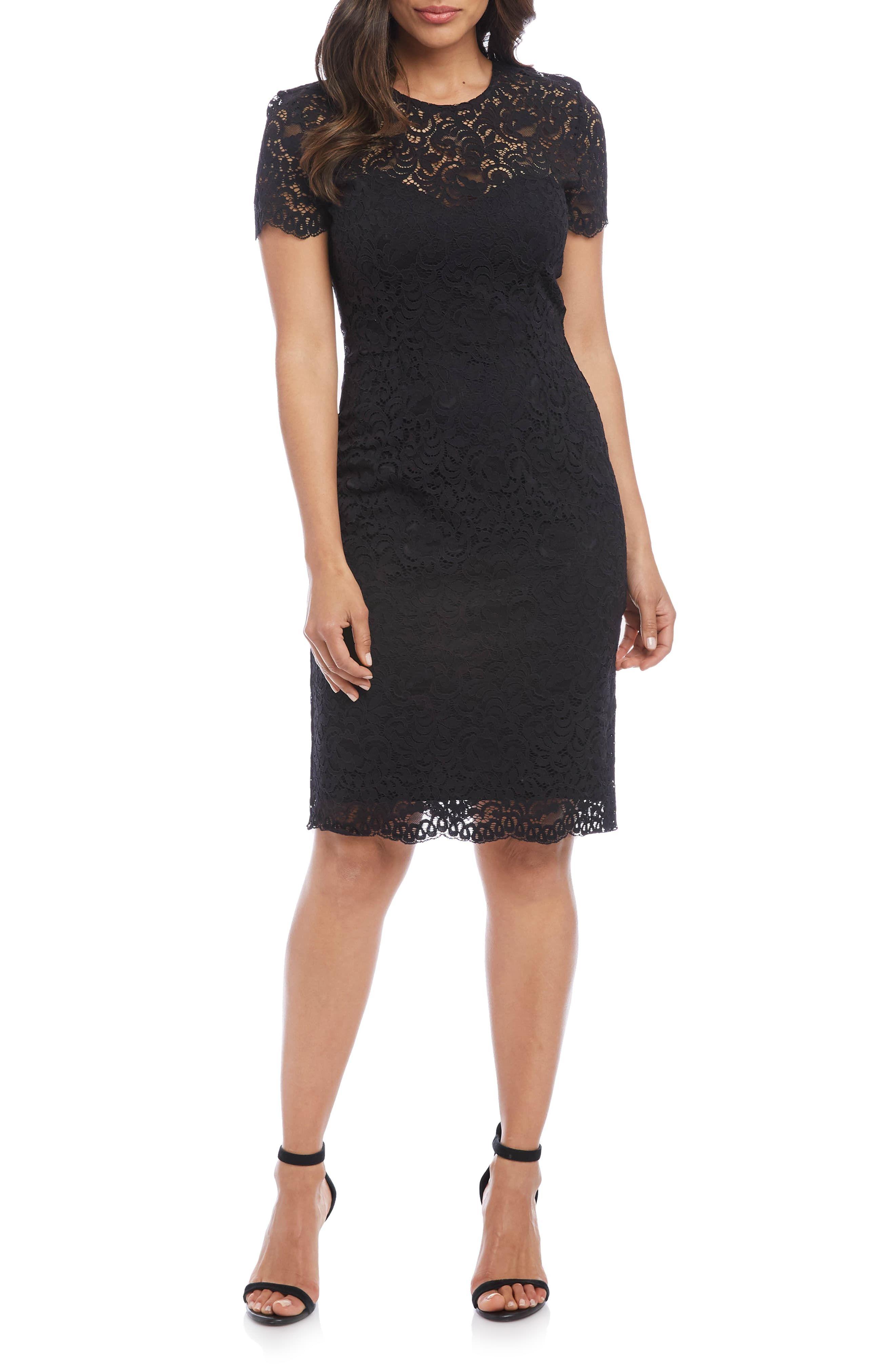 Women S Karen Kane Paris Lace Cocktail Dress Size Large Black Cocktail Dresses Online Nordstrom Dresses Online Dress Shopping [ 4048 x 2640 Pixel ]