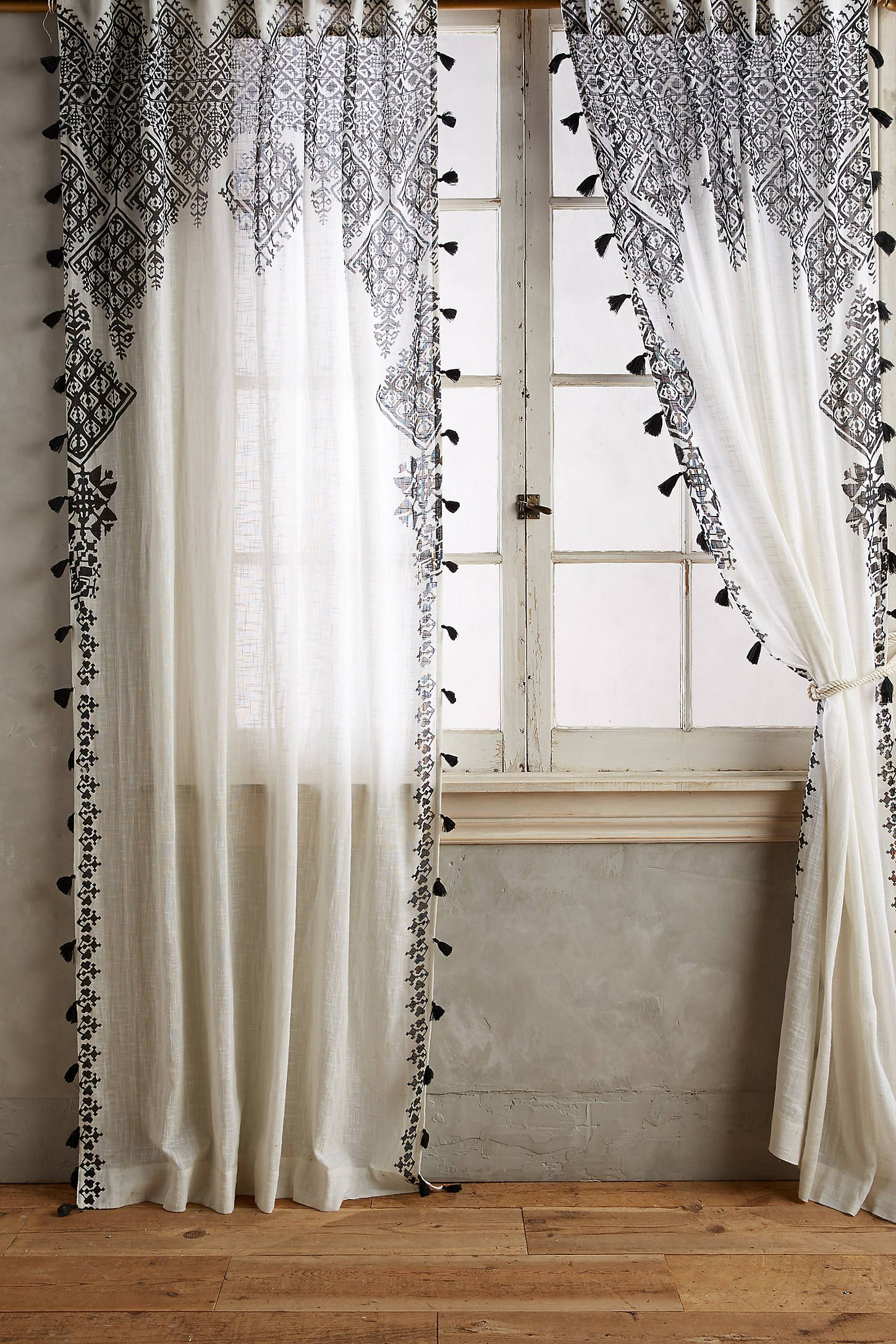Adalet Curtain In 2020 Living Room Decor Curtains Window