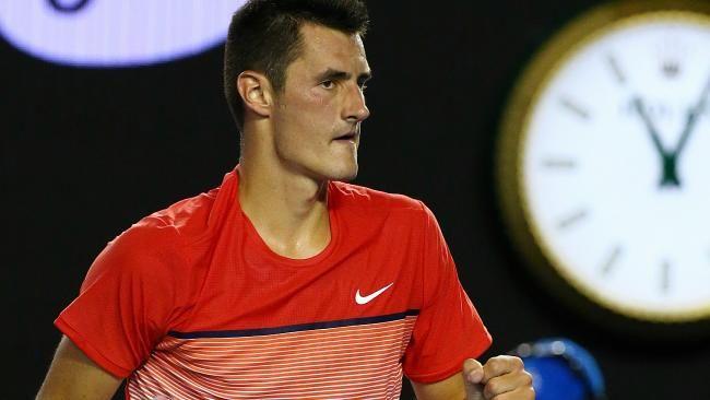 Andy Murray vs Bernard Tomic Australian Open tennis fourth round...: Andy Murray vs Bernard Tomic Australian Open tennis… #BernardTomic