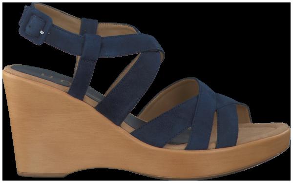 Blauwe UNISA Sandalen RODRI Sandalen, Zomerse sandalen en