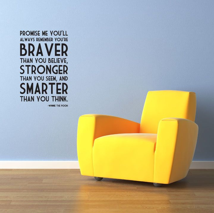 WINNIE the POOH Quote \