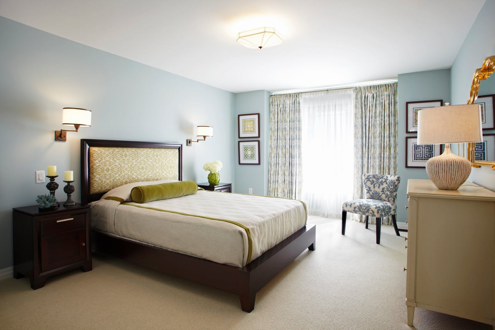 Shipyards Model Home Guest Bedroom Idea Picture Listed In