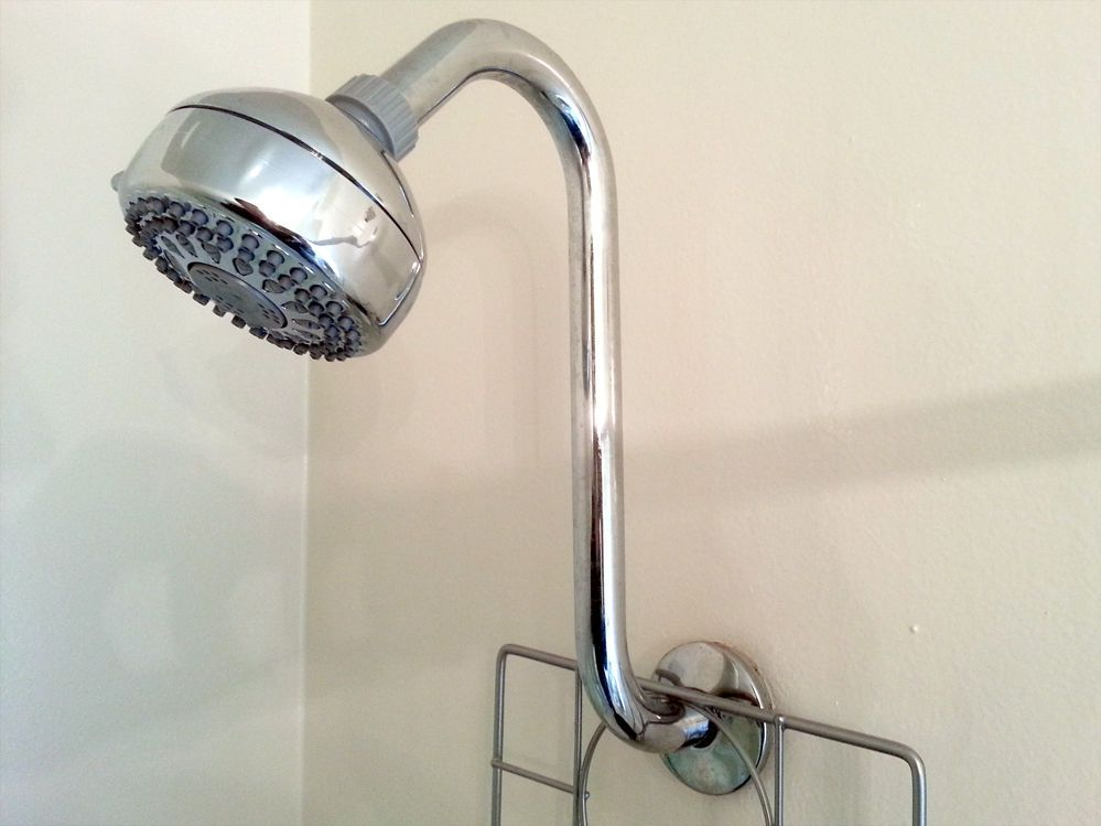 Raise Your Shower Head in 5 Minutes by wilgubeast
