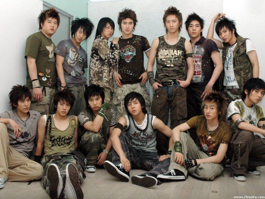 Pin Oleh Jiiaqii Elf Di Outfits Super Junior Eunhyuk Yesung