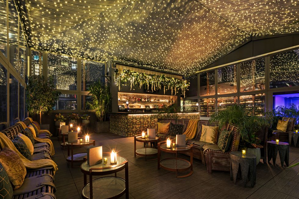 New York City's Holiday-Themed Bars Will Keep You Merry ...