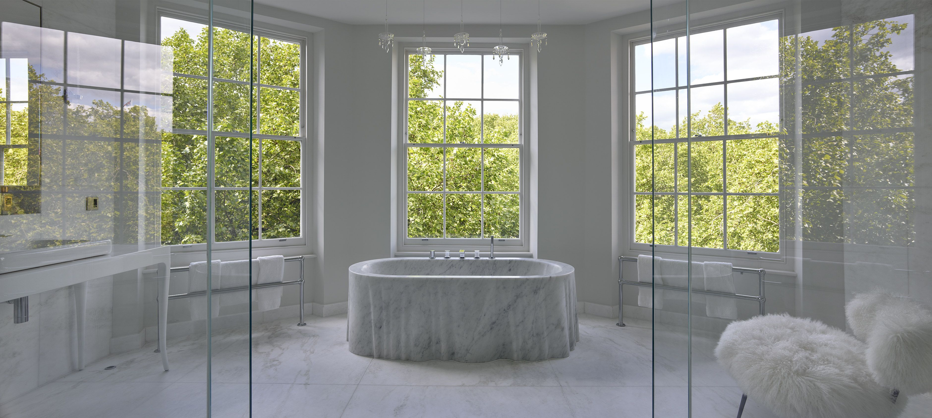 Renovated London Mansion On Market For 35 Million With