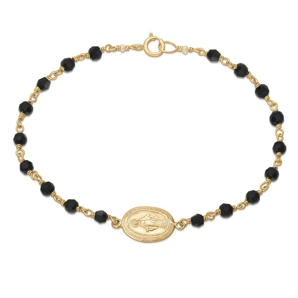Francesca crystal rosary bracelet #rosaryjewelry
