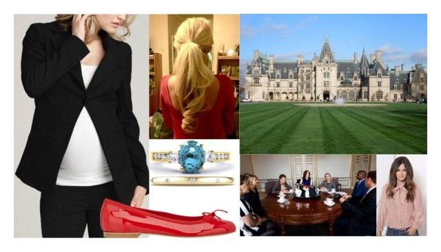 """""""Meeting with the Crown Princess Dana Foundation with Elza"""" by dana-avots ❤ liked on Polyvore featuring Biltmore, Ingrid & Isabel and Barneys New York"""