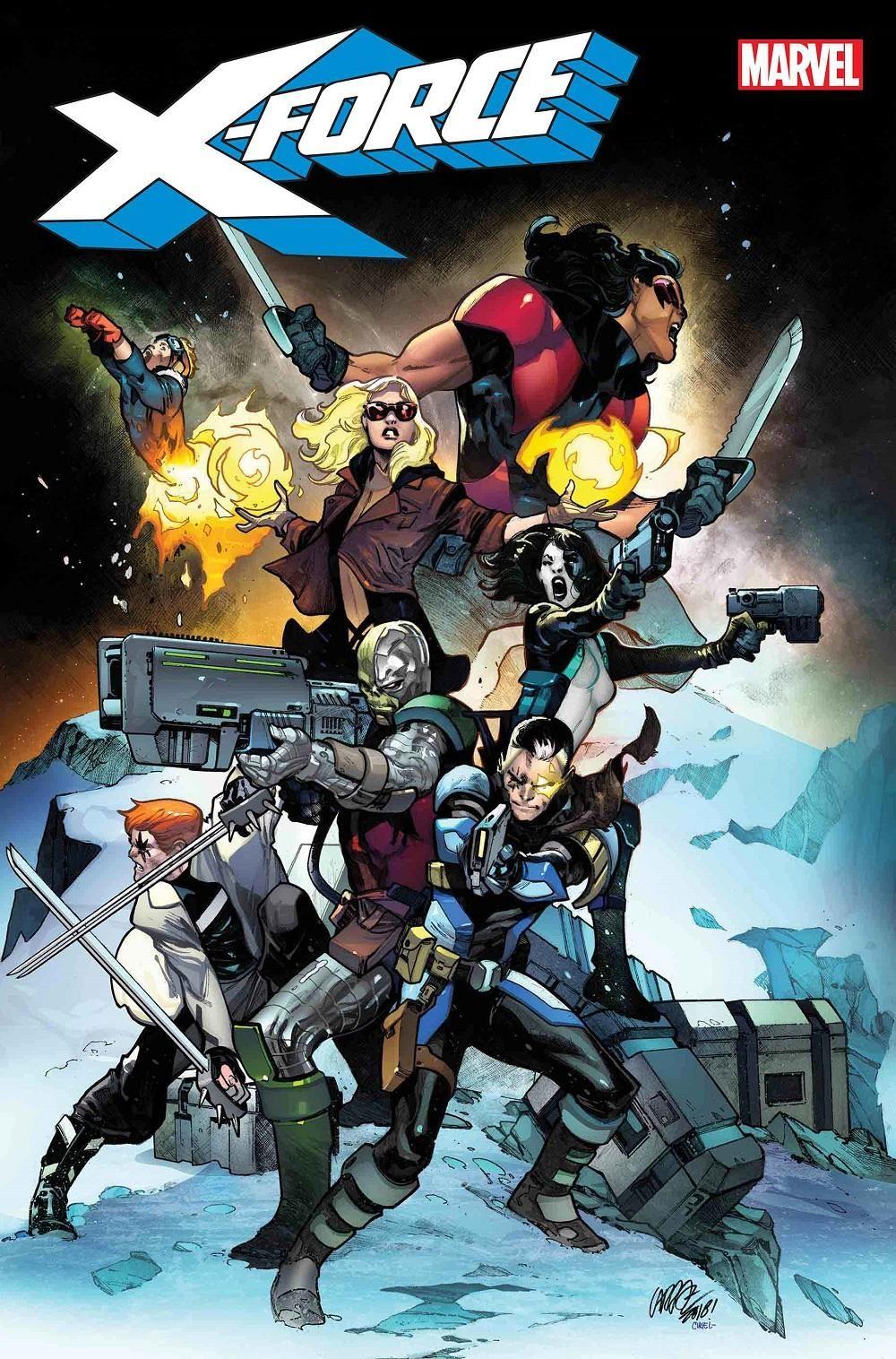 Marvel Comics 2019 X-Force #2