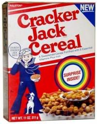 This was the best cereal ever!