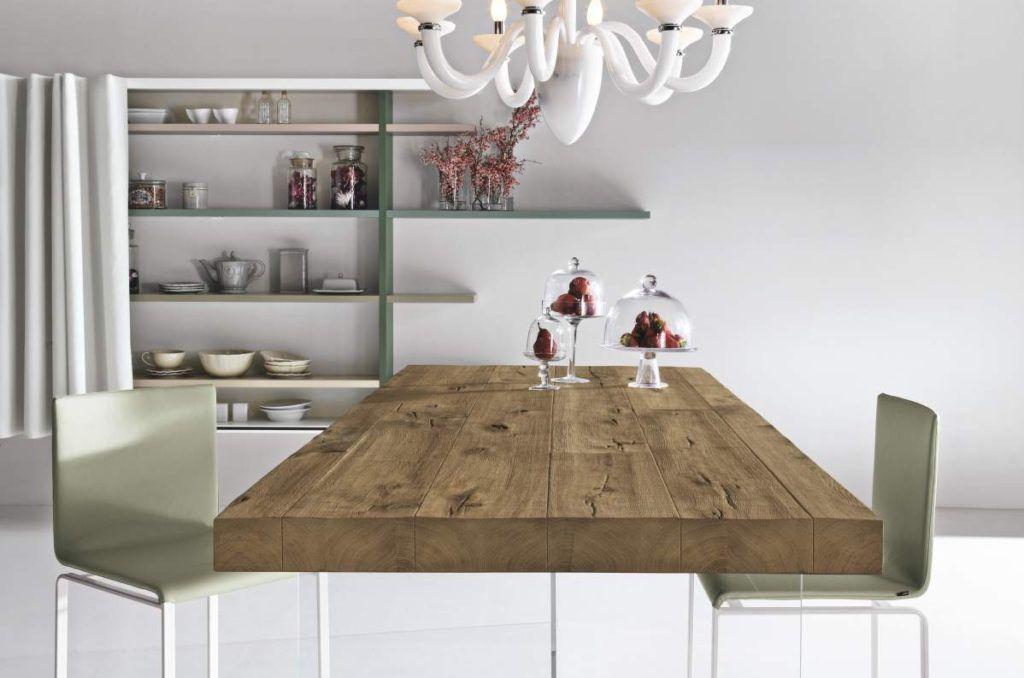 Tavoli Con Gambe Di Vetro : Air wildwood è la versione del tavolo air del brand lago con gambe