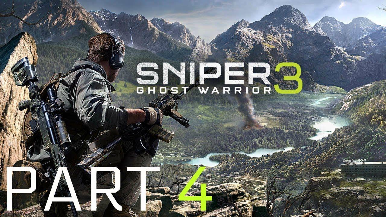 Sniper 3 Ghost Warrior Walkthrough
