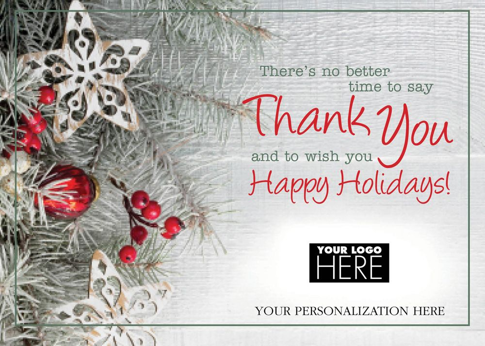 Country charm holiday logo cards invitations for less create beautiful personalized holiday cards online