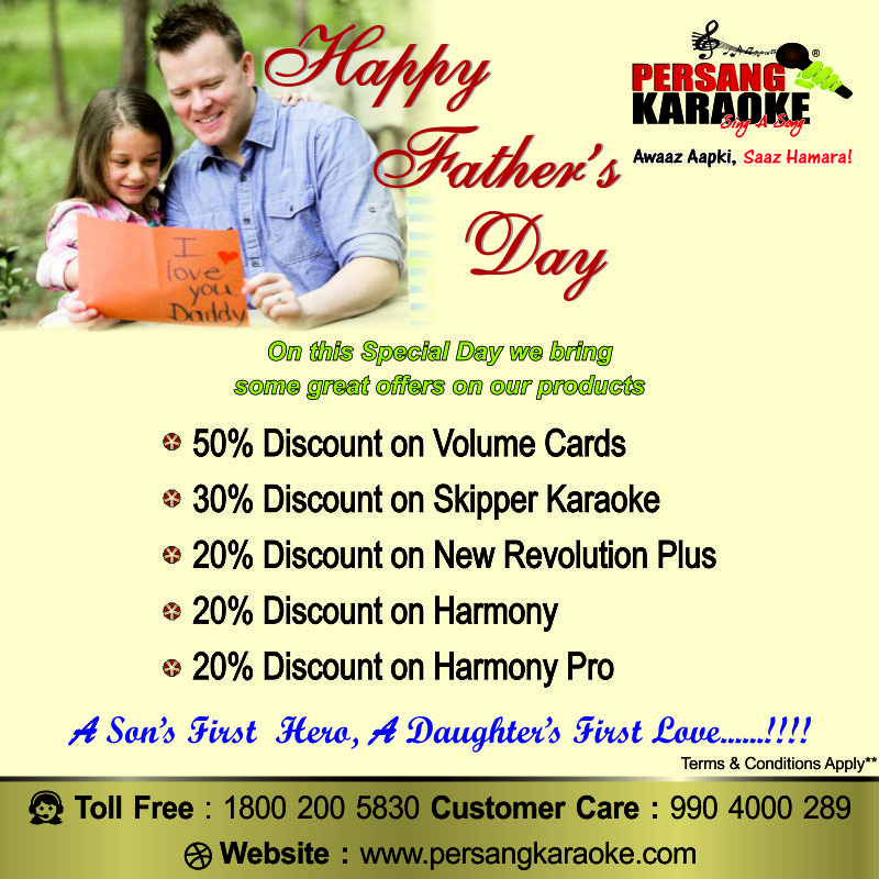 Gift your father this fathers day a gift that he will