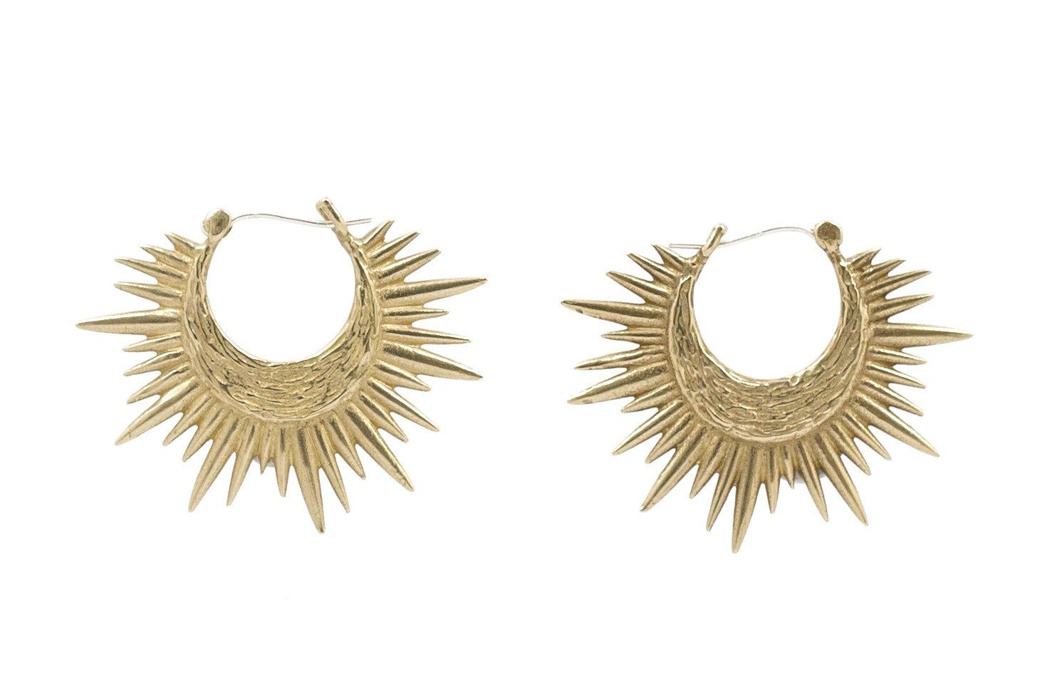a3627b5a3 A true showstopper, the Luminous Hoops channel the energy of the sun at its  brightest and most radiant. No matter what they're paired with, they add  plenty ...
