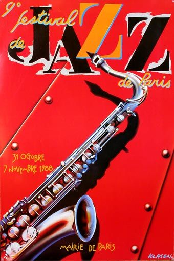 Jazz Posters Vintage | ALL THAT JAZZ | Pinterest | Jazz and Jazz ...