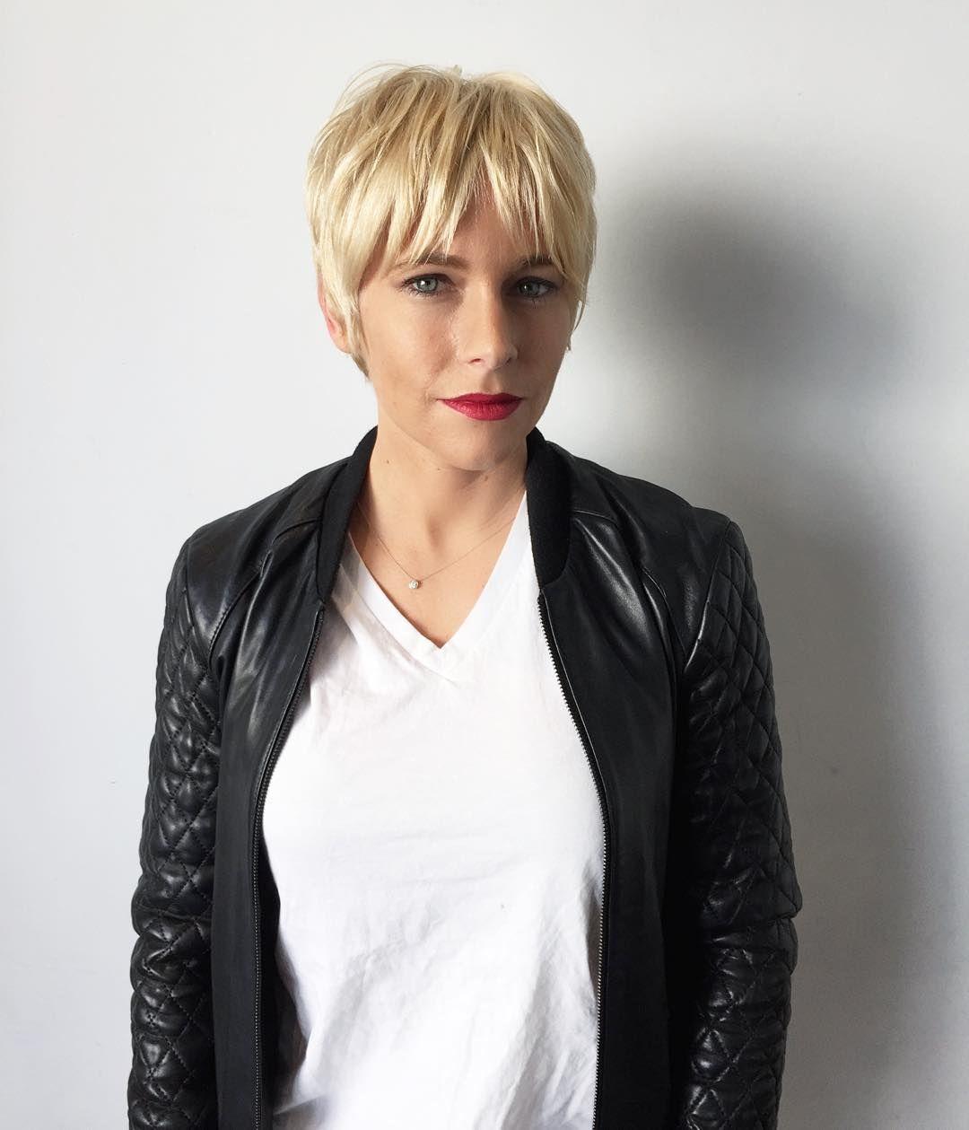exquisite blonde razor cut | hairstyles | pinterest | ideas