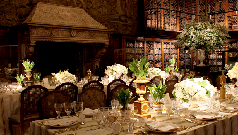 Event Design By David Monn Party At The Morgan Library If I Had Unlimited Funds This Is What Would Give You For Your Wedding
