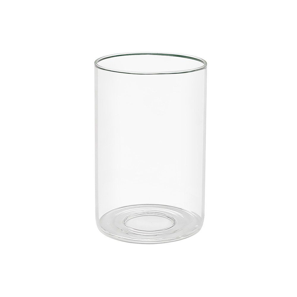 Clear Glass Shade Cylinder Glass Lamp Shade Replacement Glass Shade With 1 5 8 Inch Fitter Eumyviv A00005 Replacement Glass Shades Glass Lamp Shade Glass Lamp Cylinder glass shade replacement