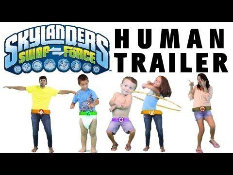 Human Skylanders | www.imagenesmi.com