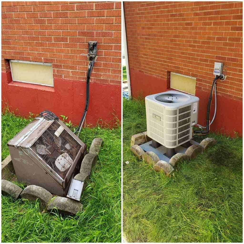 Air Conditioner Heating and cooling, Installation, Great