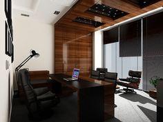 Office Interior Concept Design /2016/ on Behance