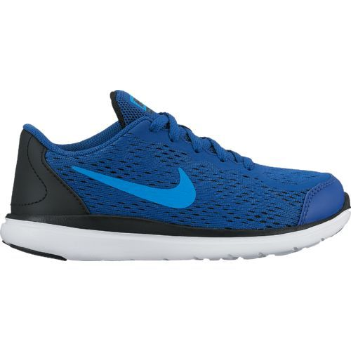 Nike Boys  Free RN Sense Running Shoes (Gym Blue Blue Orbit Black White 358e87f94
