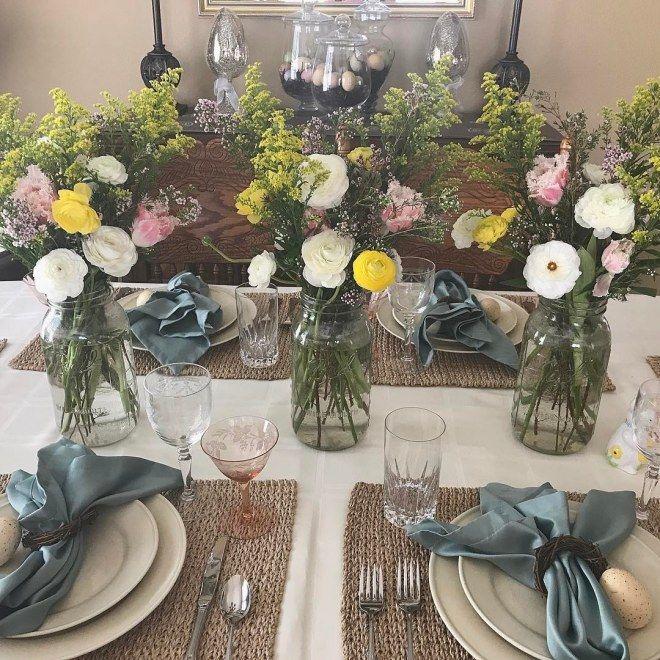 Come apparecchiare la tavola a Pasqua: le idee più ...