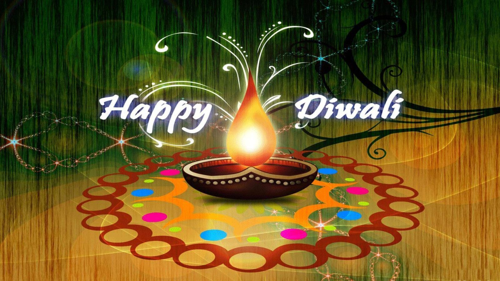 Happy Diwali 1080p HD wallpapers, pictures and screensaver for your laptop desktop