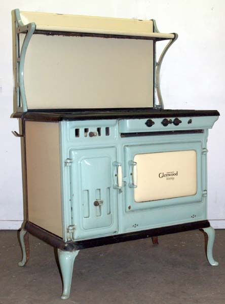 Glenwood Gas/Wood Dual Dual Stove, Luv This