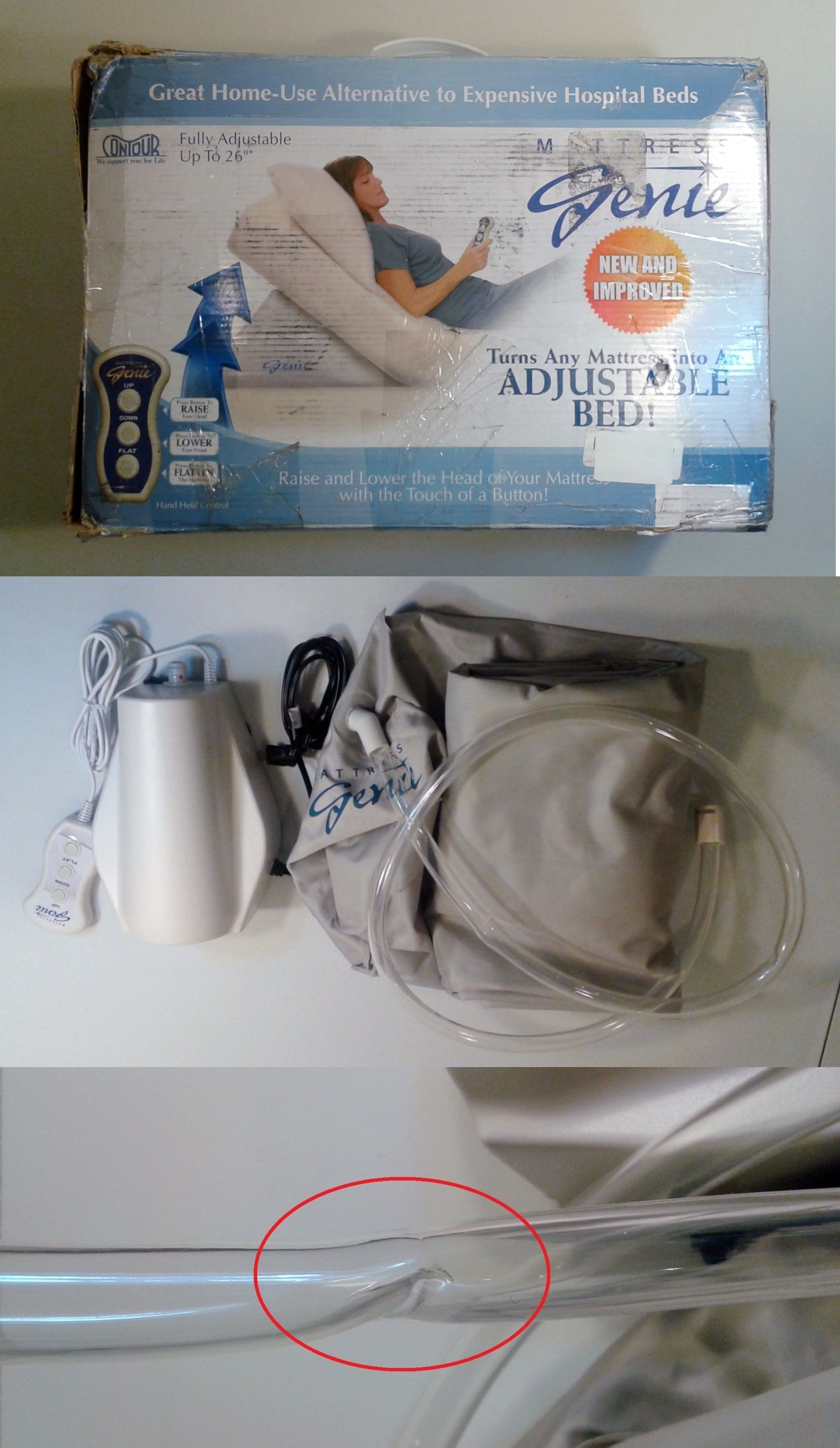 mattress genie click pillow dreamgenii dreamginii and feeding pregnancy support