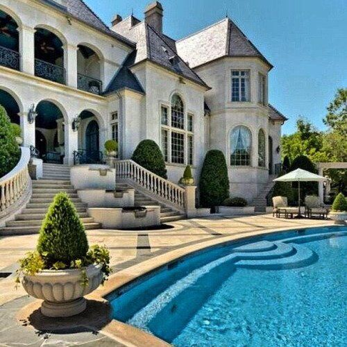 Luxury Goals On Twitter Mansions My Dream Home Luxury Homes