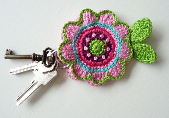 Key Cover Anne | Durchmesser, Häkeln ideen und Schlüssel