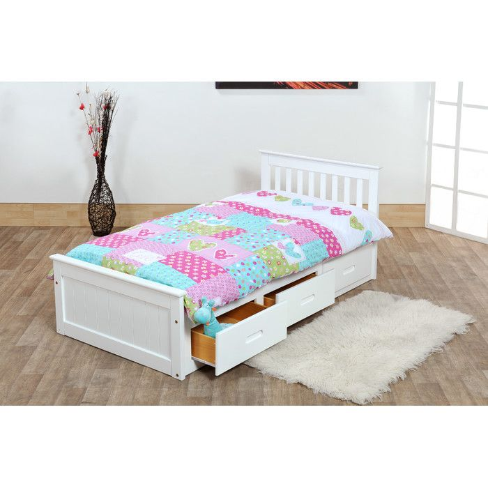 Shop wayfair.co.uk for your Single Cabin Bed with Storage. Find the ...