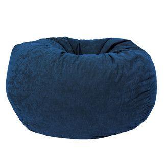 Beau Comfort Research Classic Bean Bag In Comfort Suede
