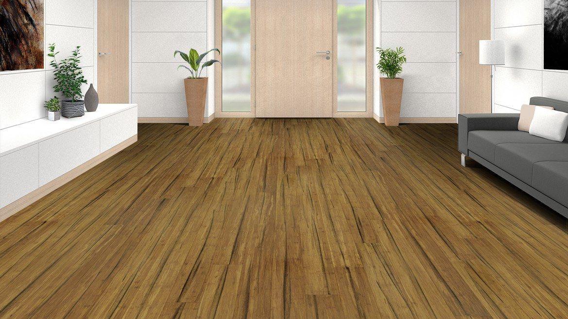 Carbonised Black Grain Bamboo Flooring Melbourne Floors