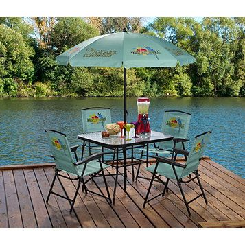 Marvelous Margaritaville 6 Pc. Patio Set