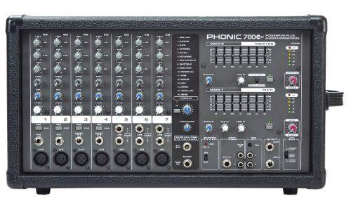 Phonic Powerpod Mixer Amp