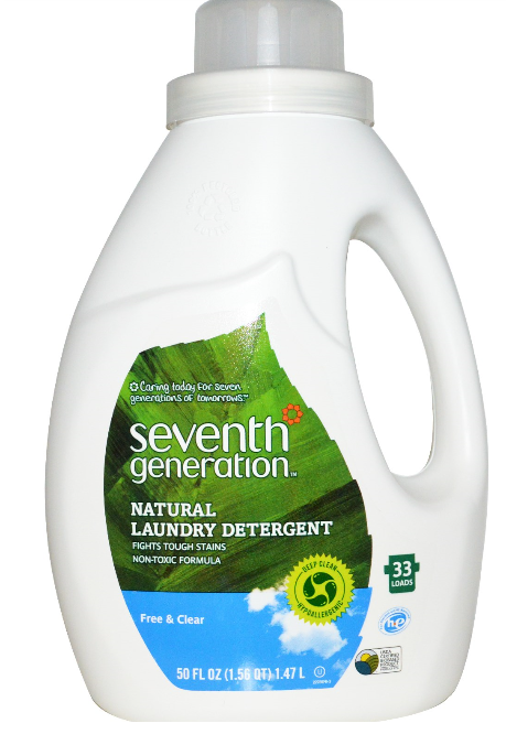 Gratis Detergente Seventh Generation En Target Super Baratisimo