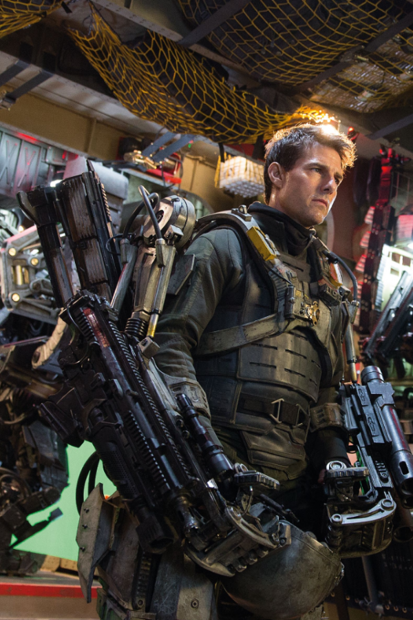 New Edge of Tomorrow Tom Cruise Emily Blunt Images. Hey guys I love this movie okay