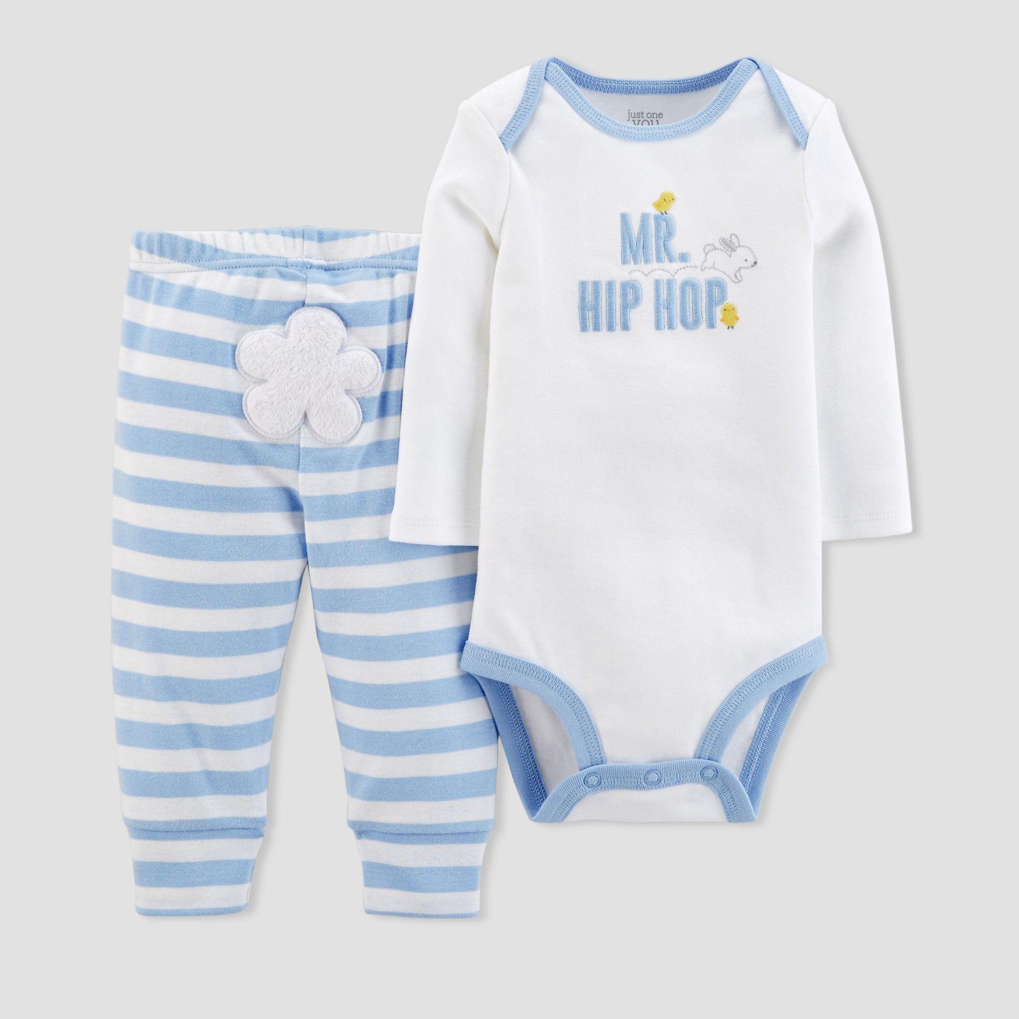 The Beatles Lyrics Infant Baby Boys 5 Pack Onesies Blue White Grey Navy Red